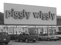 the piggly wiggly in clover, sc